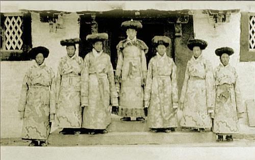 Tíbet, fotografías de 1950-1960 F200805051400101278631191
