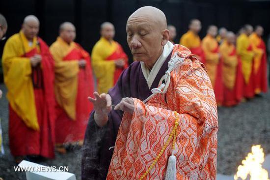 Monje Budista / Asiático F201012140812041405622288