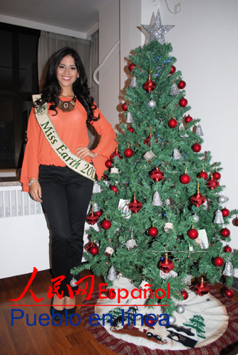 The Official Thread of MISS EARTH® 2011 Olga Alava, Ecuador - Page 2 F201112231711381815346712