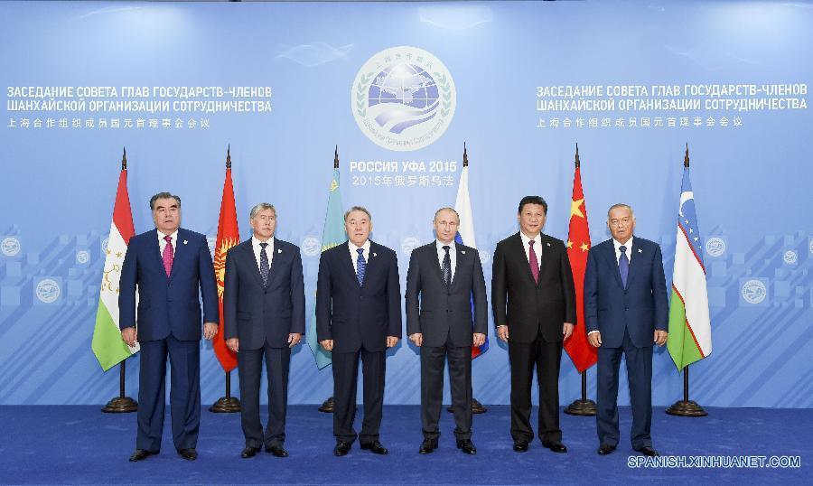 Organización de Cooperación de Shanghai. India y Pakistán se integran en la OCS. China da la bienvenida. 134402304_14365711279491n