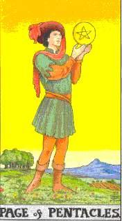 Персонажи Двора в Таро 468020490