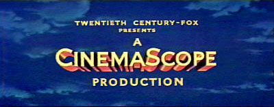 Embuscade - Ambush - 1950 - Sam Wood Cinemascope