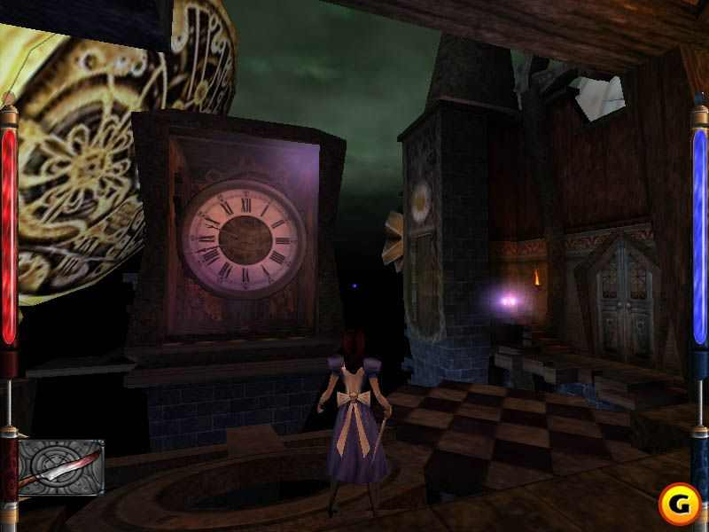 American McGee's Alice y Alice Madness Retuns 342543534