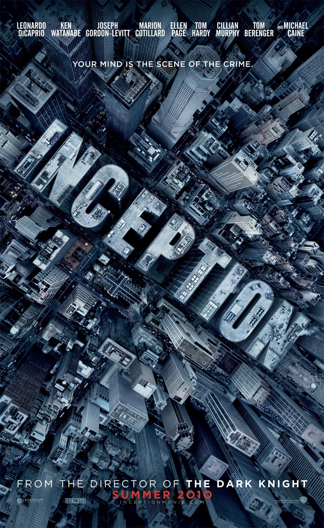Filmovi koje niste shvatili i filmovi koji su vam nejasni Inception