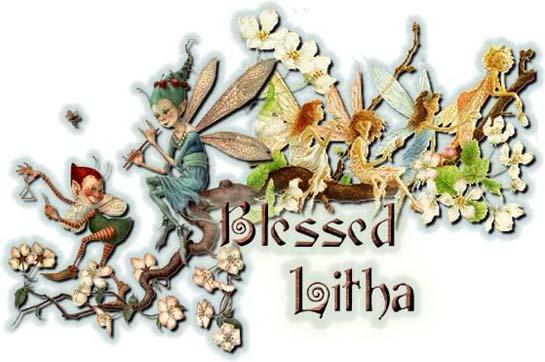 Célébration du Solstice d'été ( Litha). BlessedLitha