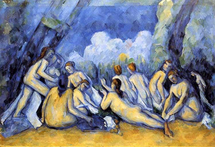 Henri Matisse Large_bathers