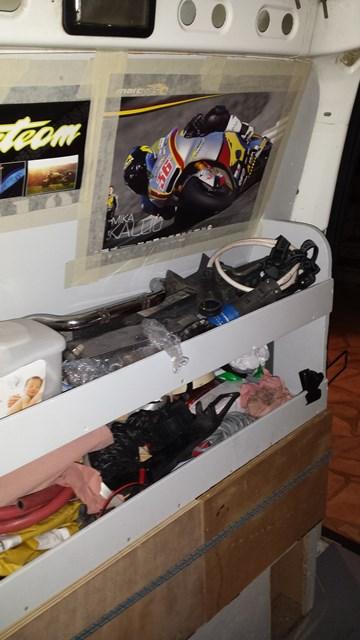 Présentation de la Tondeuse de MrBriko: Hornet 600 2010 20140817_232110