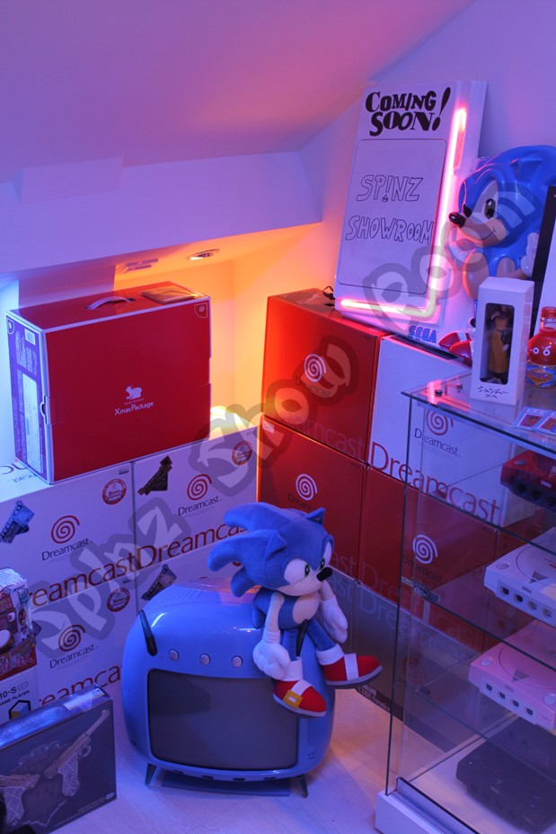 Sp!nz Show Room #1 & #2  (Now Loading...) Dreamcast-21