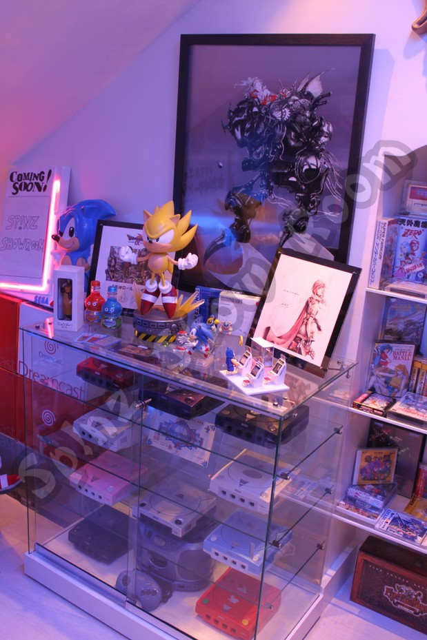 Sp!nz Show Room #1 & #2  (Now Loading...) Dreamcast