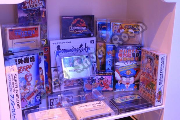 Sp!nz Show Room #1 & #2  (Now Loading...) Super-Famicom