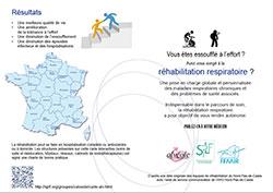 Les stages de réhabilitation respiratoire