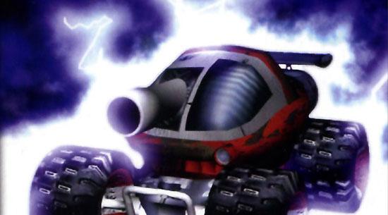 Metal Attacker [Blaster Master (NES)] [♫] Blaster-Master