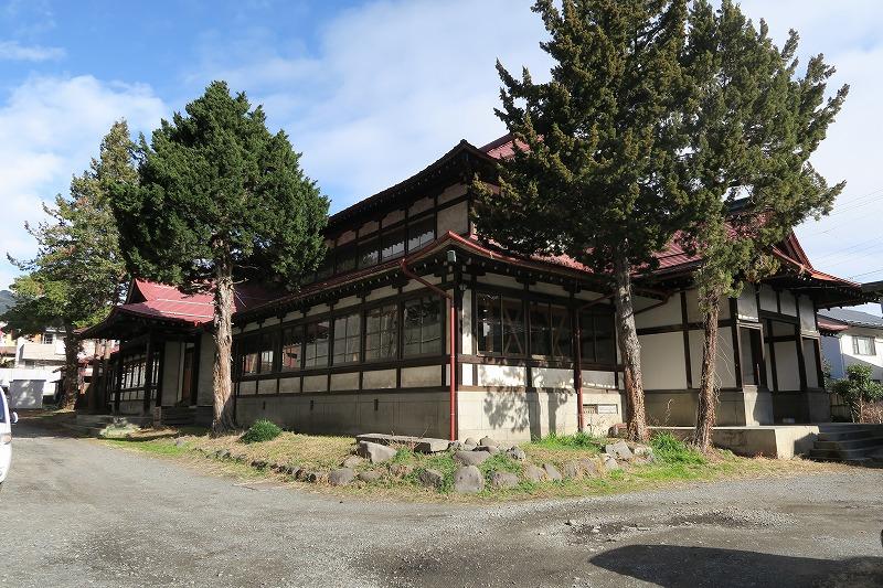 old japanese judo dojos Naganokennkei_1_4