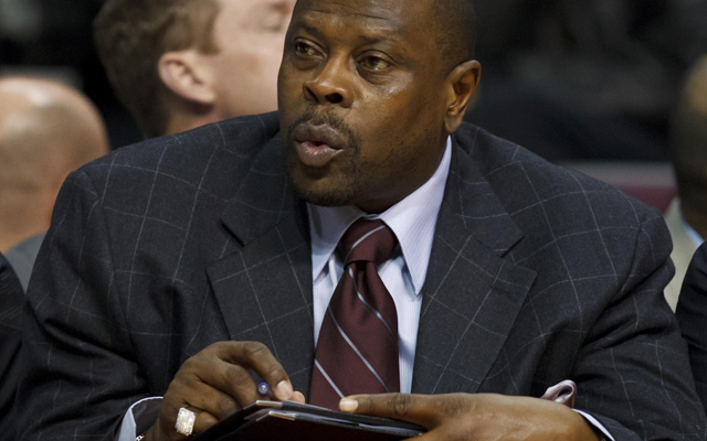 The New York (Knicks) Times 61113_Ewing