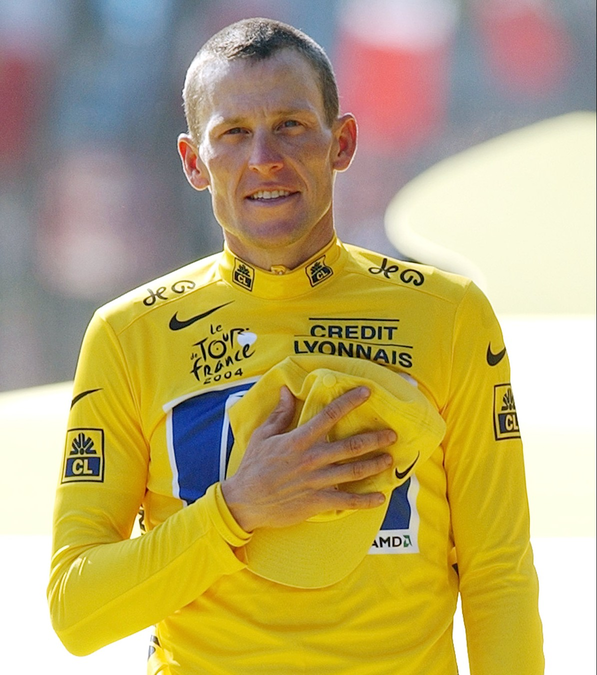 Lance Armstrong - 7x Tour de France Winner (= largest sports fraud ever?) Armstrong-e1345853276957