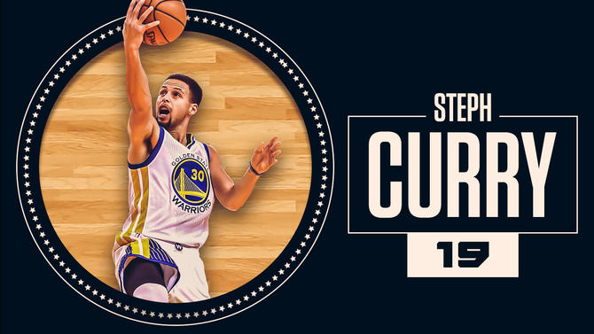 CBS Sports' 50 greatest NBA players of all time: 20 Year Update Curry