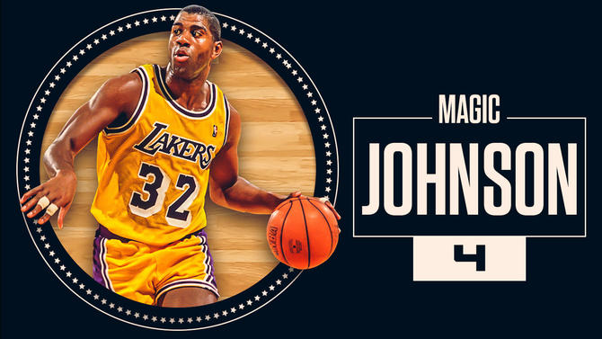CBS Sports' 50 greatest NBA players of all time: 20 Year Update Johnson