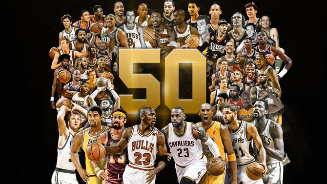 CBS Sports' 50 greatest NBA players of all time: 20 Year Update Nba-50-best-cover