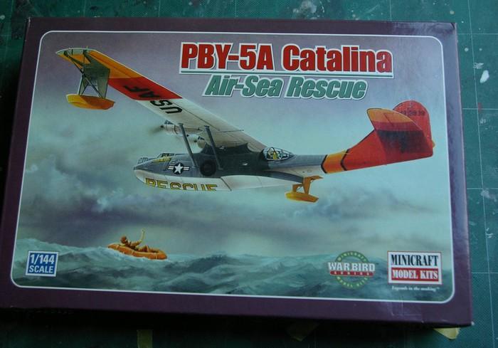 [Minicraft] Catalina PBY-5A IMGP4582