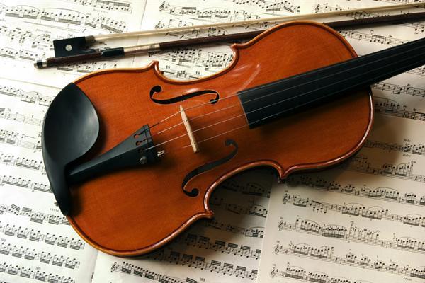 Violina kao nosač zvuka Violina