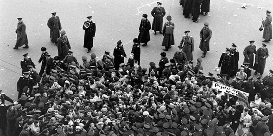 К годовщине Новочеркасского расстрела Nov2