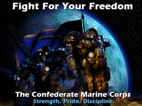TCMC - The Confederate Marine Corps