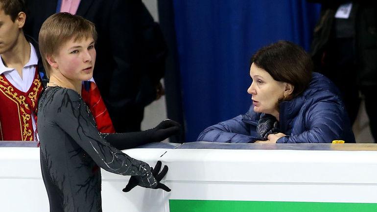 Группа Валентины Чеботарёвой - СДЮШОР, Академия фигурного катания (Санкт-Петербург) Large