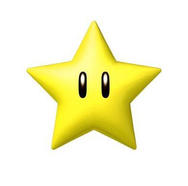 Top 5 Items in Mario Kart Starman