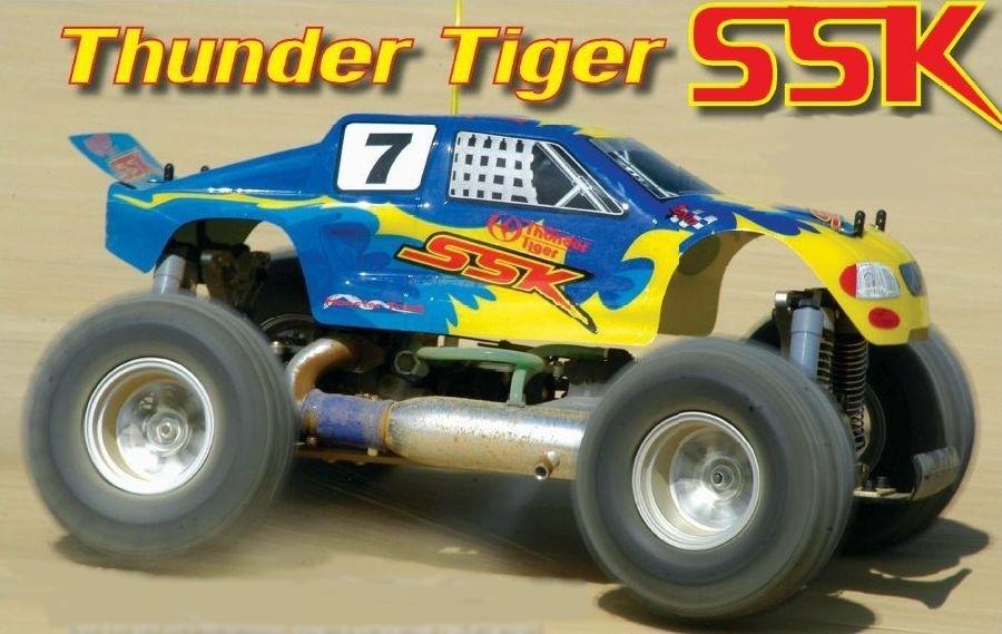 recherche trains roulant de Thunder Tiger SSK v.1 SSK1