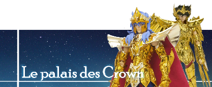SAINT SEIYA MYTH DREAMS - FORUM MYTH CLOTH Crown