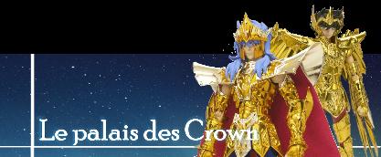 LA COLLECTION SAINT SEIYA Crown