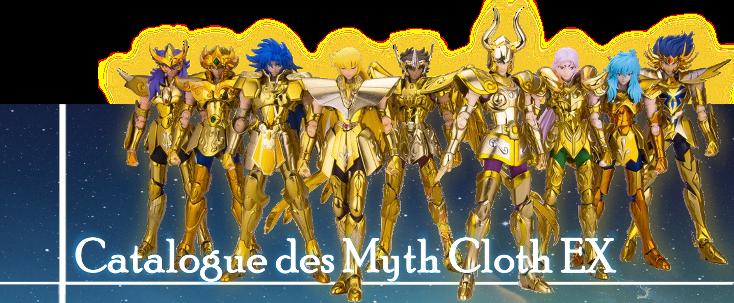 SAINT SEIYA MYTH DREAMS - FORUM MYTH CLOTH Ex