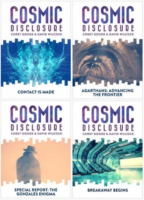 ssp-info: Тайная Космическая Программа. По материалам интервью с Кори Гудом (ссылки) Cosmic-disclosure-s2