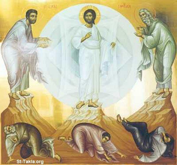 صور تجلي السيد المسيح Www-St-Takla-org___Transfiguration-of-Christ-03