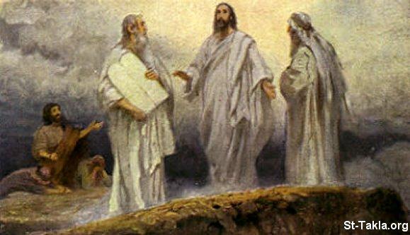 صور تجلي السيد المسيح Www-St-Takla-org___Transfiguration-of-Christ-05