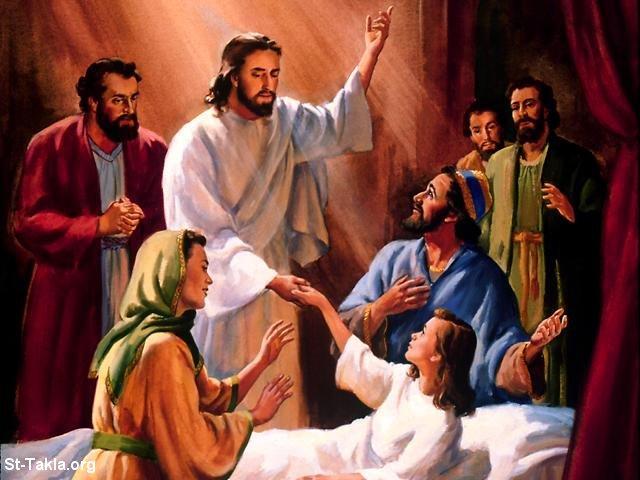 صور من حياة المسيح يارب تعجبكم Www-St-Takla-org___Miracles-of-Jesus-42