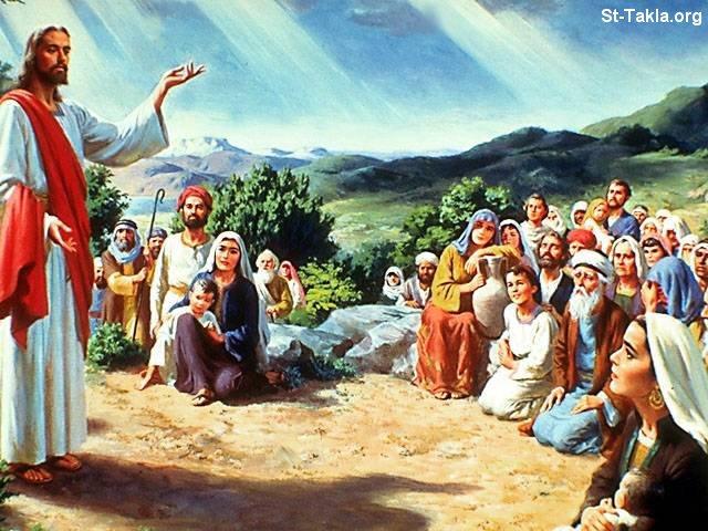 صور من حياة المسيح يارب تعجبكم Www-St-Takla-org___Life-of-Jesus-31