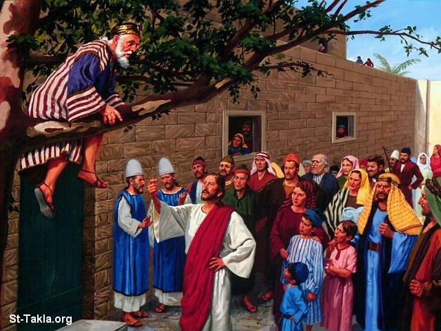 صور من حياة المسيح يارب تعجبكم Www-St-Takla-org___Life-of-Jesus-35