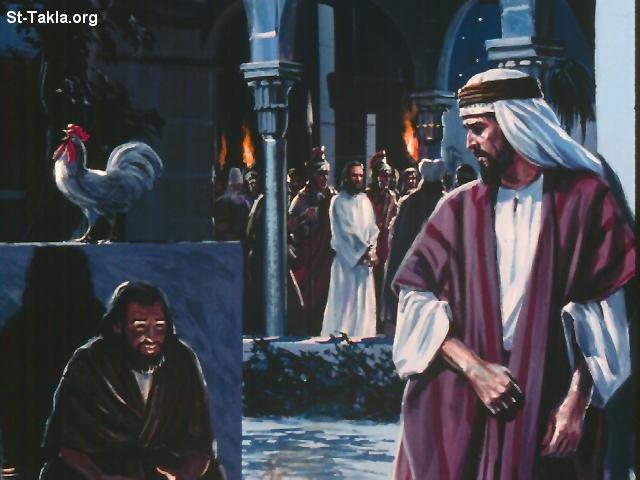 صور من حياة المسيح يارب تعجبكم Www-St-Takla-org___Jesus-Trial-09