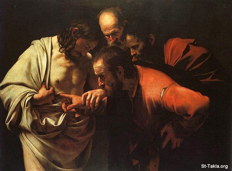 صور من حياة المسيح يارب تعجبكم Www-St-Takla-org___Jesus-After-Resurrection-04
