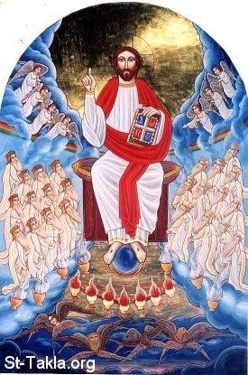 الله القوي القادر على كل شئ - قداسة البابا شنودة Www-St-Takla-org__Jesus-Coptic-2