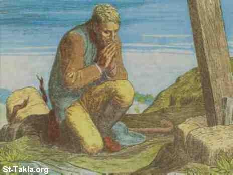 كيف اهرب من مديح الناس والعالم - ولماذا طلب الله اخفاء الفضائل الشخصية والاعمال الحسنة ؟ Www-St-Takla-org___Repent