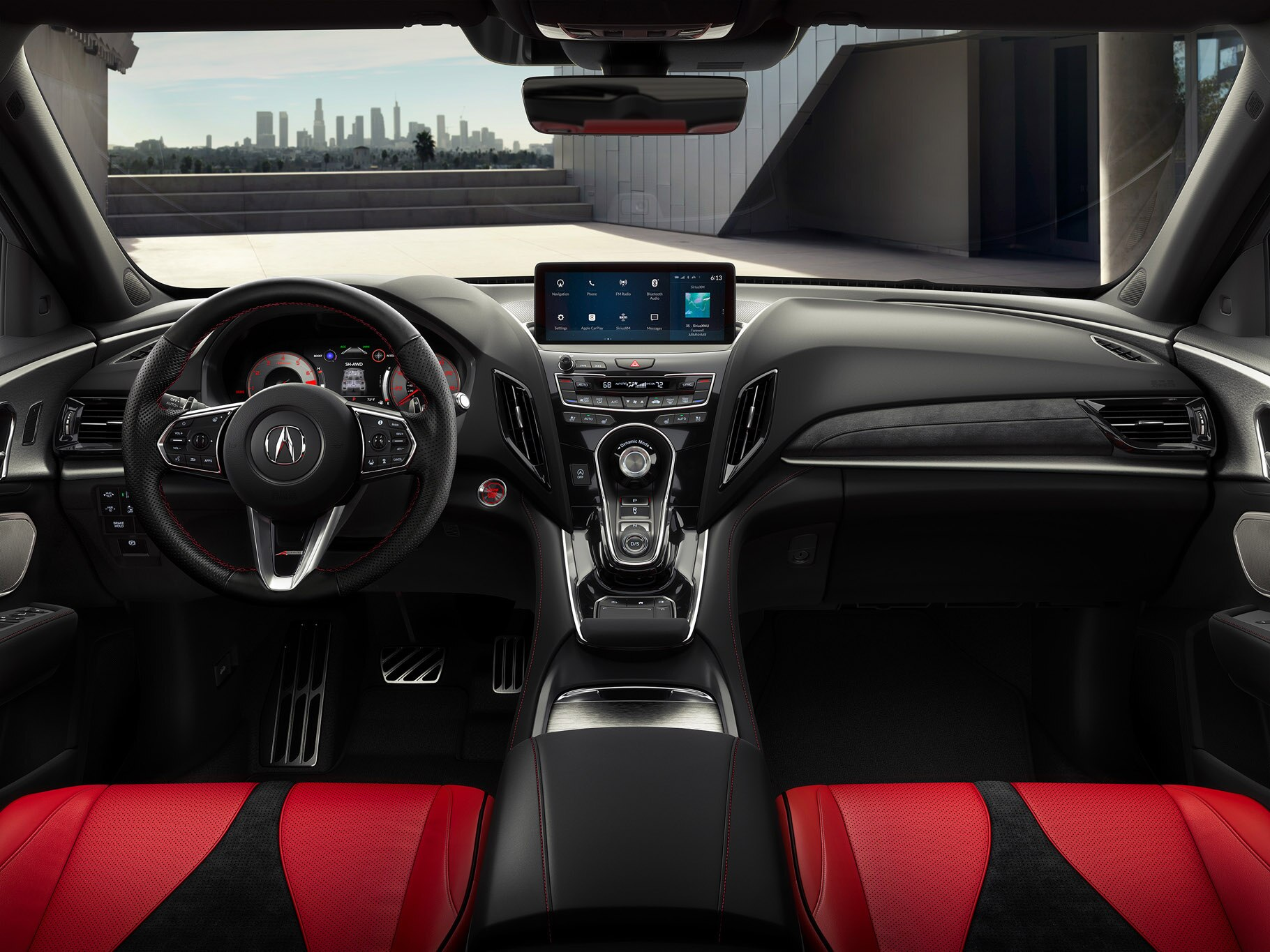 2018- [Acura] RDX 2019_Acura_RDX_Production_Debut-Cockpit