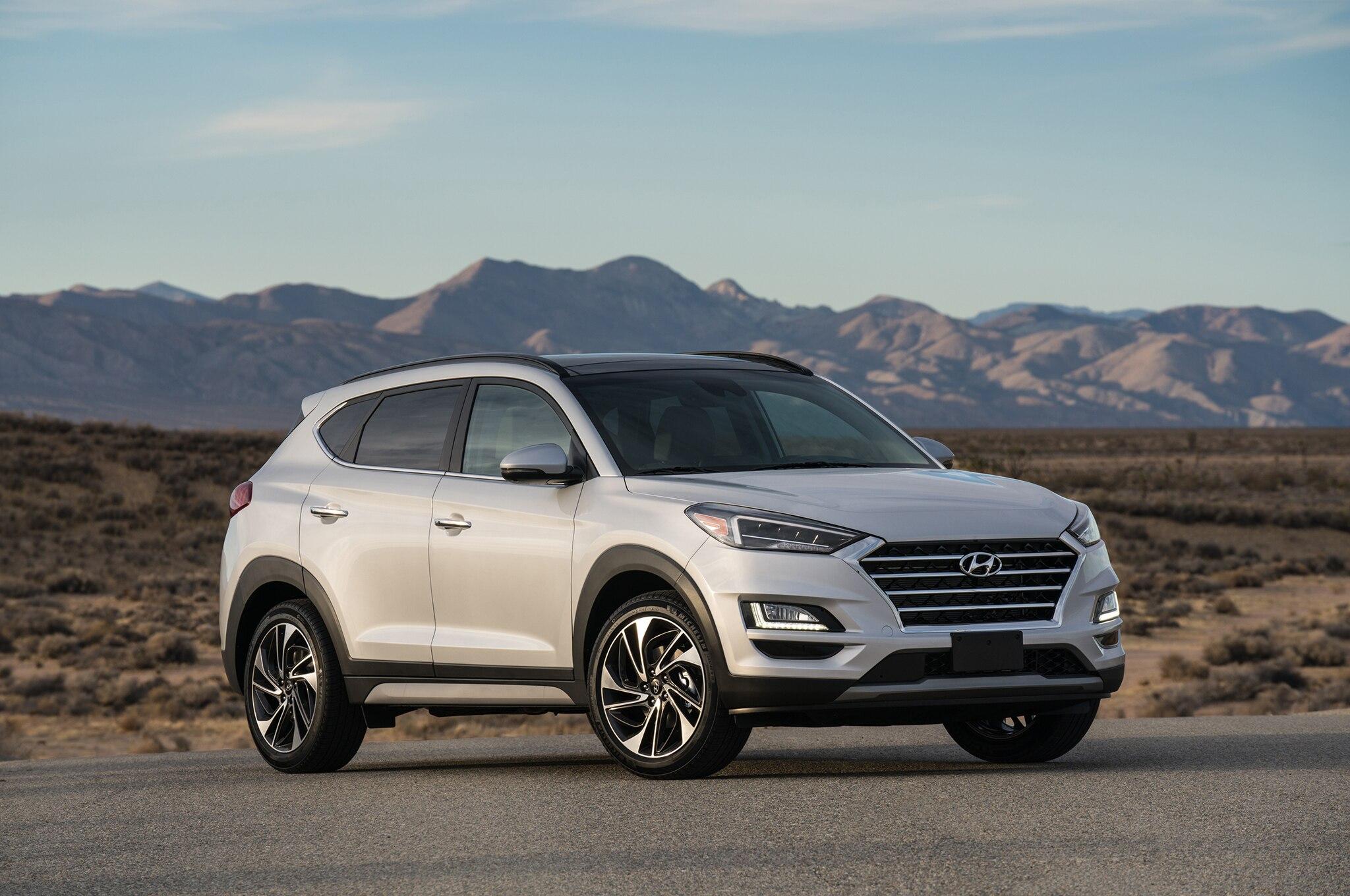 2015 - [Hyundai] Tucson III - Page 8 2019-Hyundai-Tucson-front-three-quarter-03
