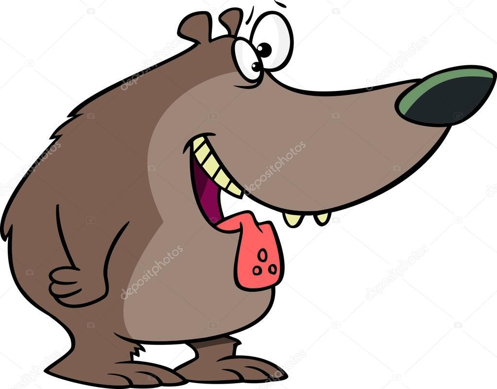 Thorens 166 - O diário da sua nova vida... - Página 6 Depositphotos_14000749-Cartoon-Hungry-Bear