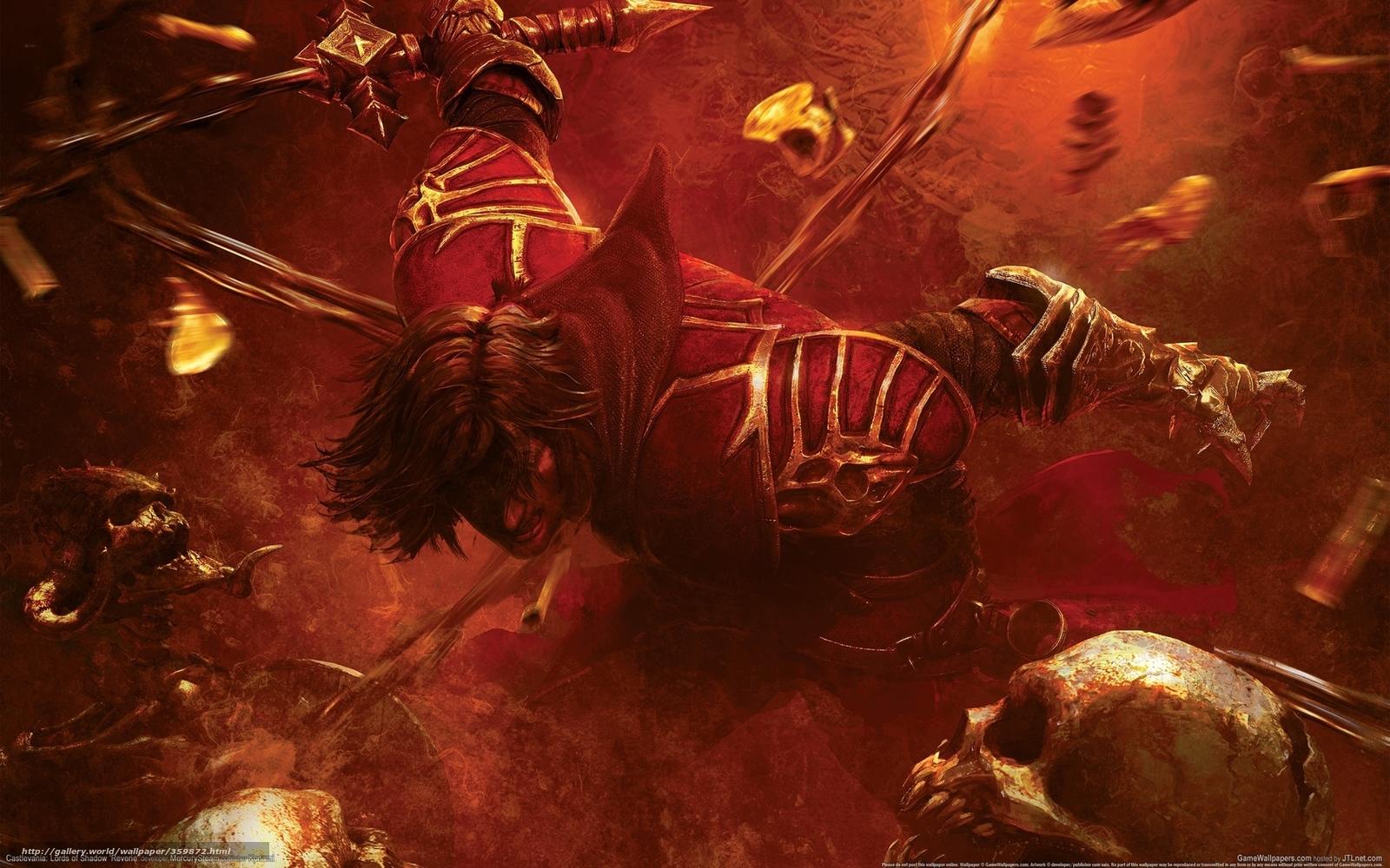 La destruction de Dark Warlord (faro et gaius)  359872_poveliteli-teni_gabriyel-belmont_oxotnik-na_1680x1050_%28www.GdeFon.ru%29