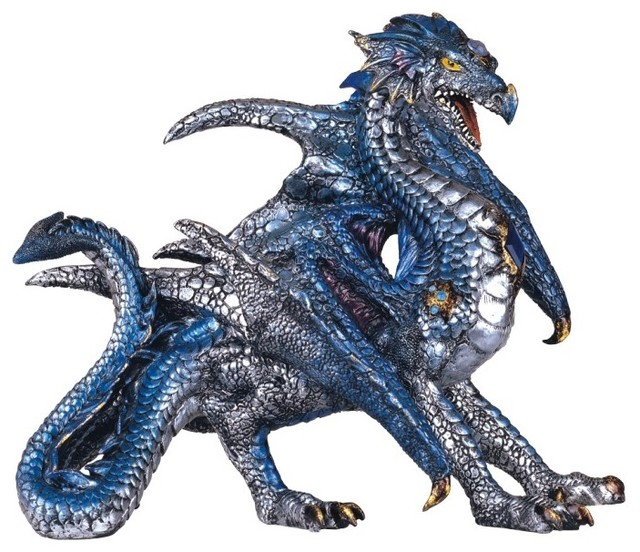 If I were a dragon ... I would look like this .. - Page 3 Contemporary-holiday-decorations