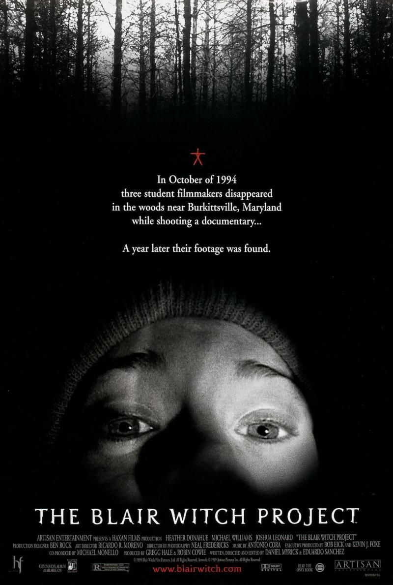 Ведьма из Блэр: Курсовая с того света Kinopoisk.ru-The-Blair-Witch-Project-1331330