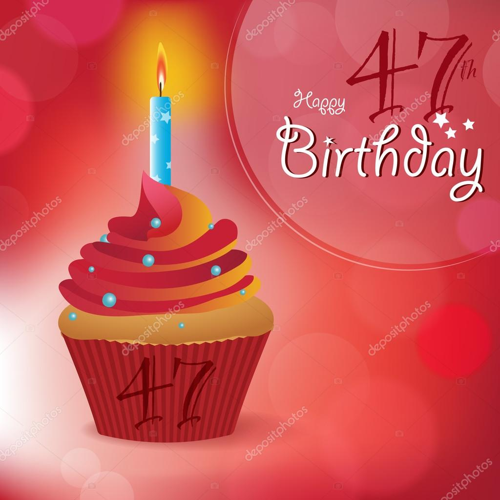 Presentacion Depositphotos_69244611-Happy-47th-Birthday-greeting