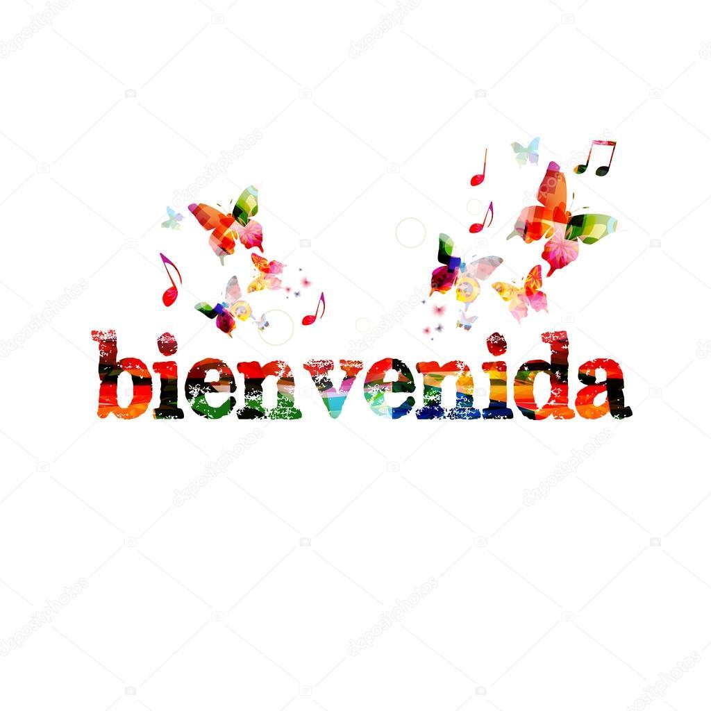 Volviendo... Depositphotos_73411611-Bienvenida-inscription-colorful-background